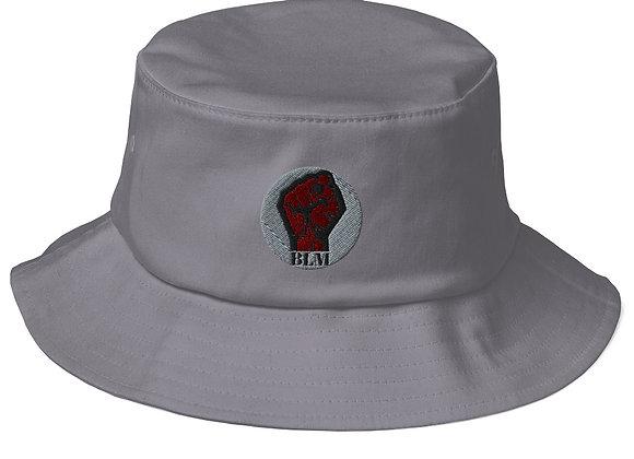 Power fist BLM Old School Bucket Hat