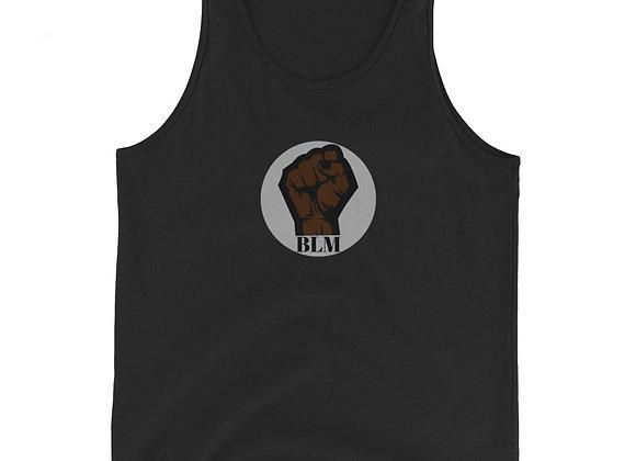 Power fist BLM Unisex Tank Top