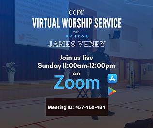 Virtual Church Service