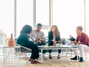 The Case for Professional Communities and Mental Health Peer Groups