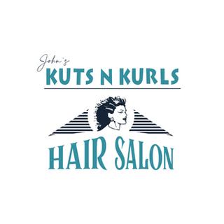 Kuts N Kurls Logo Design