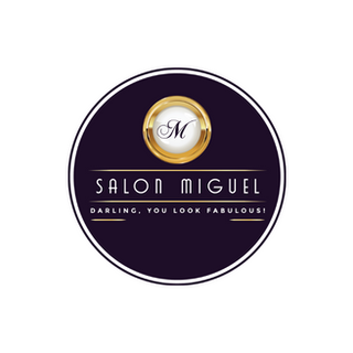 Salon Miguel Logo Design