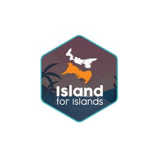 Island for Islands Logo