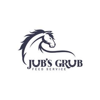 Jub's Grub Logo Design