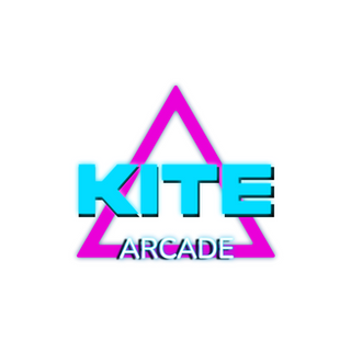 Kite Arcade Logo Design