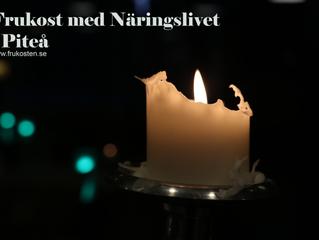 15/3 Frukost med Näringslivet i Piteå