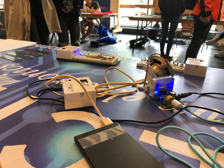 Electronics Maker Club Event