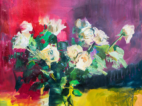 The roses 100x80 April 2017.jpg