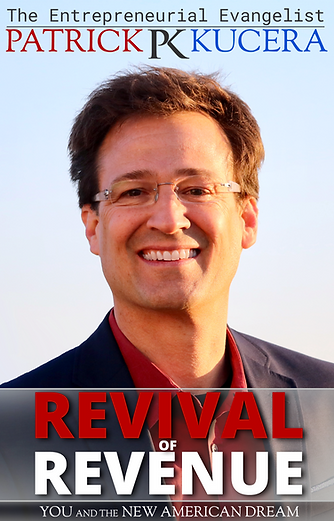 Patrick Kucera's book cover of The Revival of Revenue