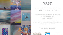 VAST Exhibition Invitation