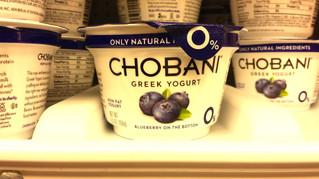 """""""Healthy"""" Foods with Hidden Sugar: Greek Yogurt"""