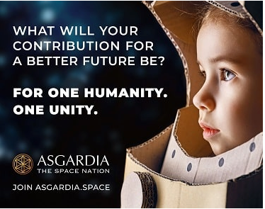 Asgardia - Member of Parliament