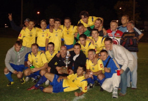 1:0 Victory for Ukrainians! We are the Soccer City Champions.