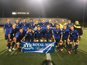 WINNERS OF 2018 CANADIAN SOCCER LEAGUE FIRST DIVISION END THEIR SEASON IN SEMIFINAL