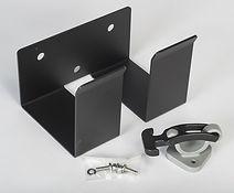 Vertical Bracket Kit for trukBRUSH