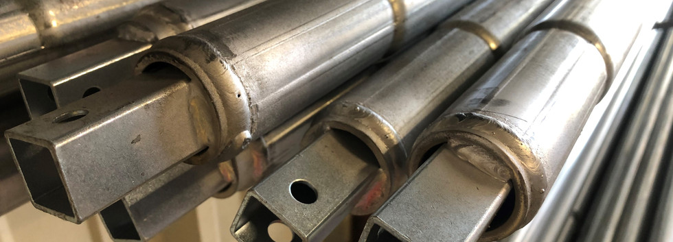 SQ End Drive Roll Pipe
