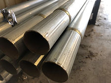"ROLL PIPE 2"" X 24 ft"
