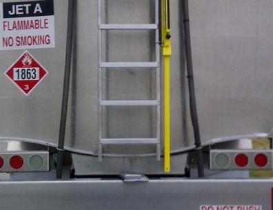 safeMOUNT Round Rail Upright Adapter