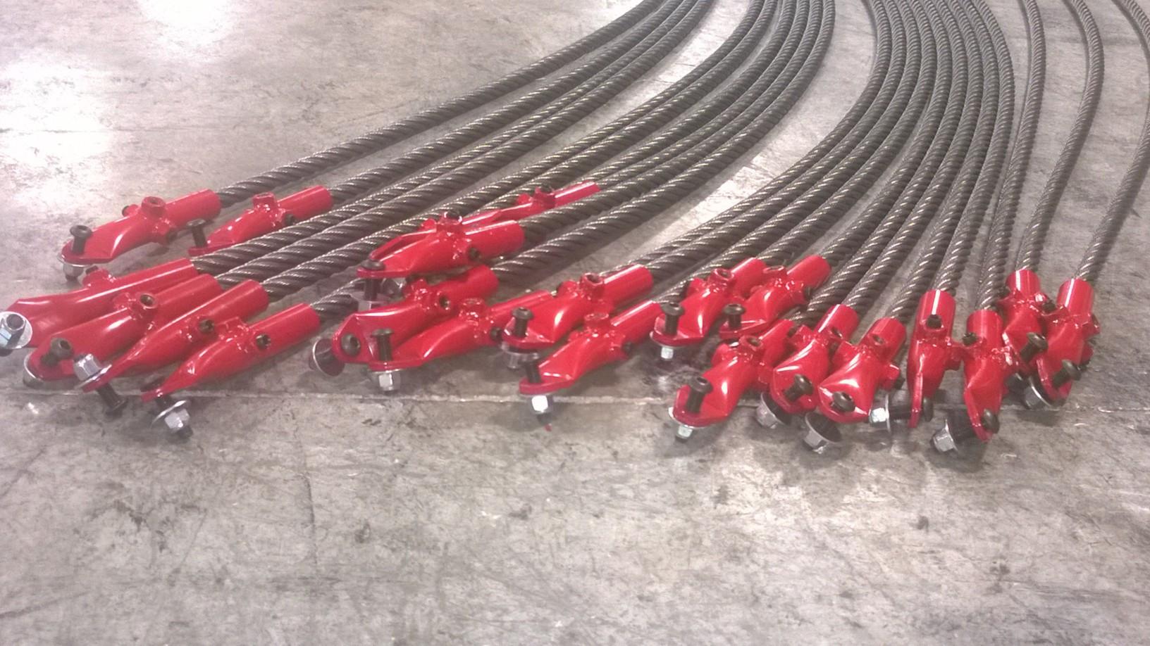 tarpLOX Cable Assembly 50 Ft Tarp