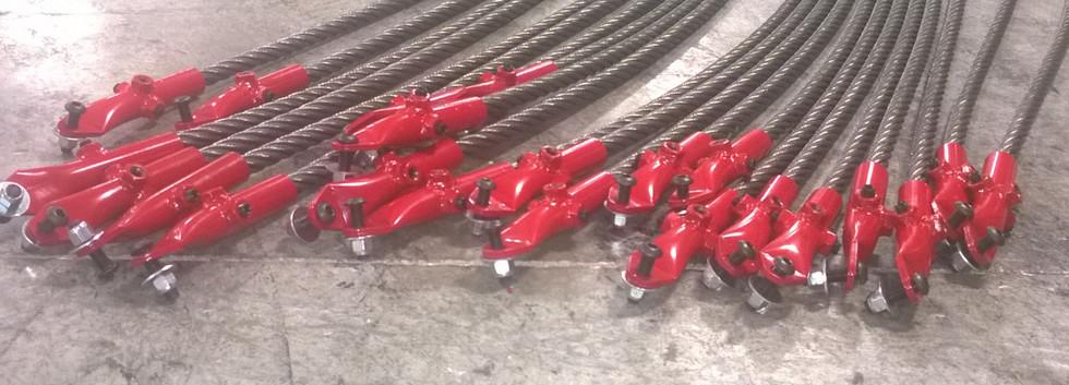 tarpLOX Cable Assembly 40 Ft Tarp