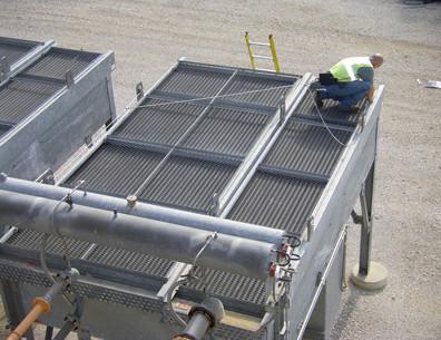 edgeARMOR SYSTEM Radiator Platform