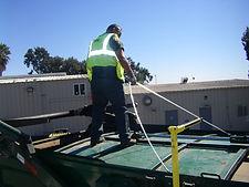 edgeARMOR SYSTEM 4 Refuse Truck