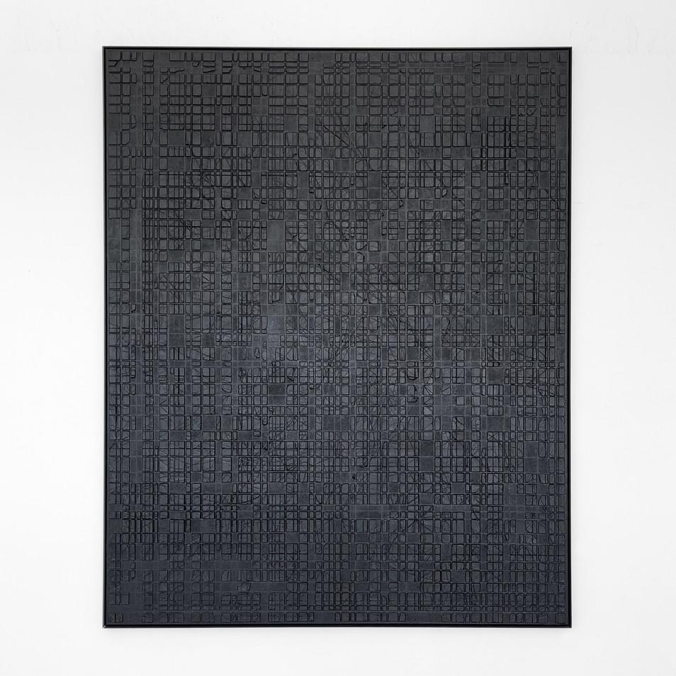 Black Conjunction (0514) 2021 - 120x150cm