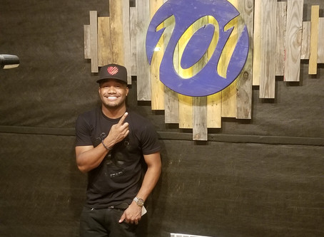 Studio 101 FB Live !!!! Tune in on Rocc Reggie page or Studio 101.@ 7:30 pm.....