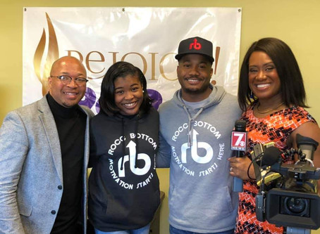 Tune in today to WSPA @ 5:00PM to hear from Stellar Nominees Reggie Rocc & Jada Redmond