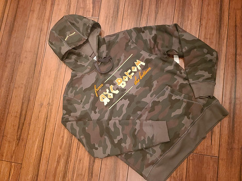 Rocc Bottom Foundation Camo Hoodie