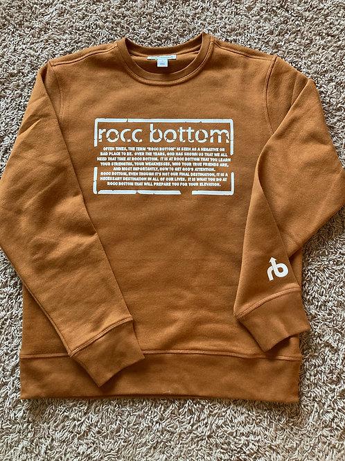 Rocc Foundation Crew sweat shirt