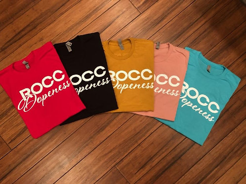 Rocc Dopeness Unisex T-shirts