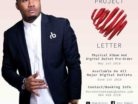 """🚨Pre-Order My new Album TODAY‼️Project❤️LetterWith your Pre-Order you get my New single """"Destinatio"""