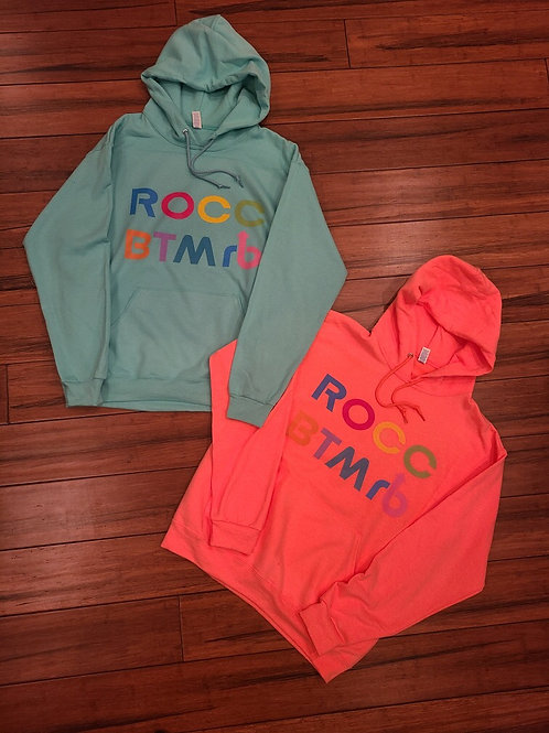 Hoodie Rocc Color Wav