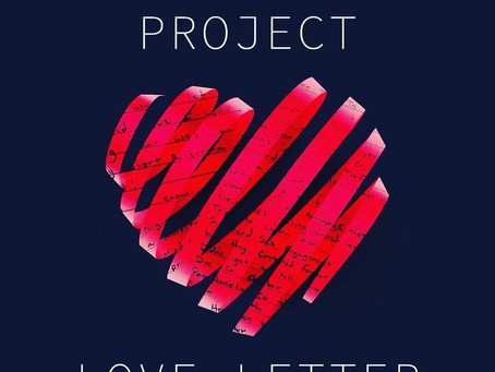 Winner of the Project Love Letter giveaway!