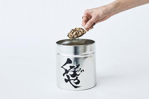 茶初め(お茶、オイル、缶、スコップセット)