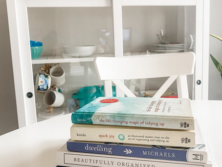 The Top Five Books That Helped Me Design My Dream Apartment