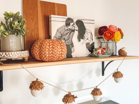 Decorating for Fall Like a Minimalist