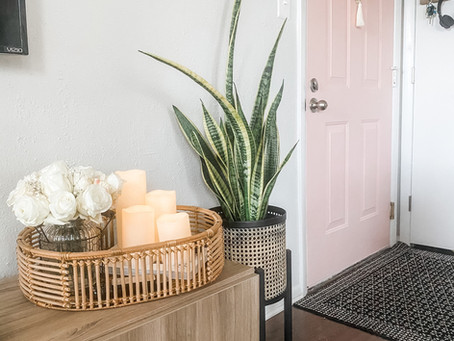 How to Freshen Up Your Home for Spring!