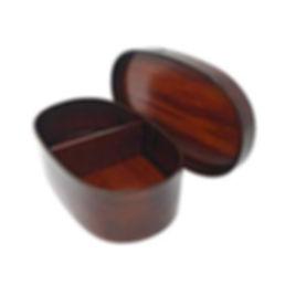 Kiso lacquer bento box