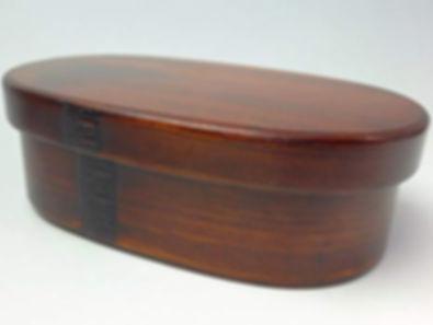 Kiso lacquerware bento box