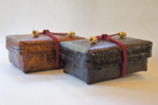 Ikkanbari paper marche rice bowl box