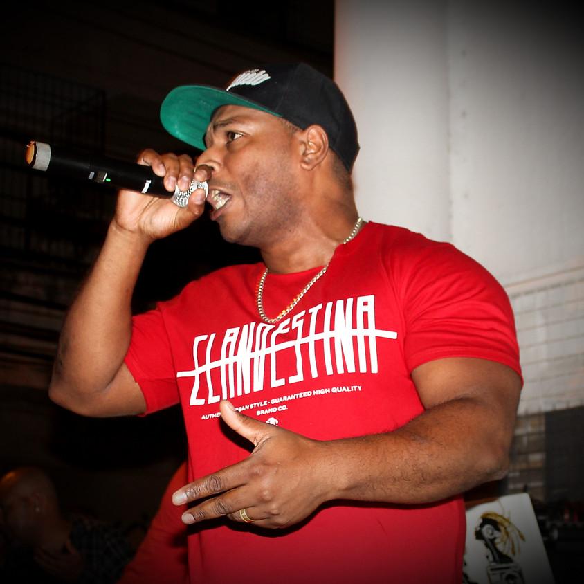 MC Anderson no Tabernaculo Fest
