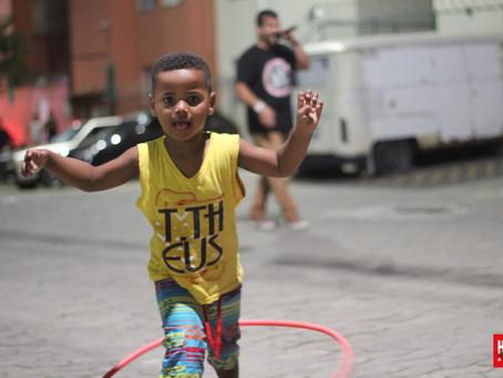 Confira as fotos do Hip-Hop City e do Rap Pras Crianças