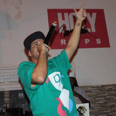 Confira galeria de fotos do Holy Raps Fest I