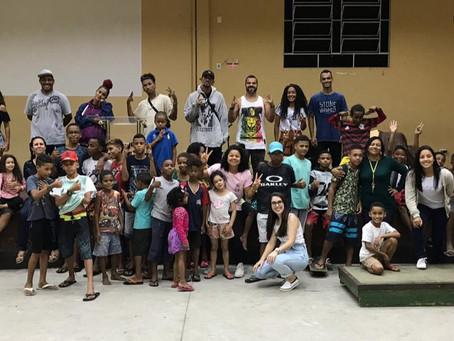 Holy Raps Fest II: alegria compartilhada em São Pedro