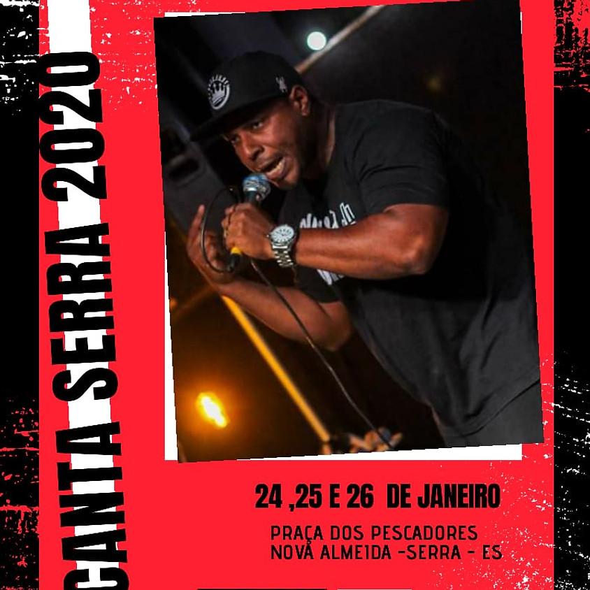 MC Anderson no Canta Serra 2020