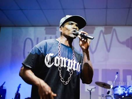 14 anos de unção no rap