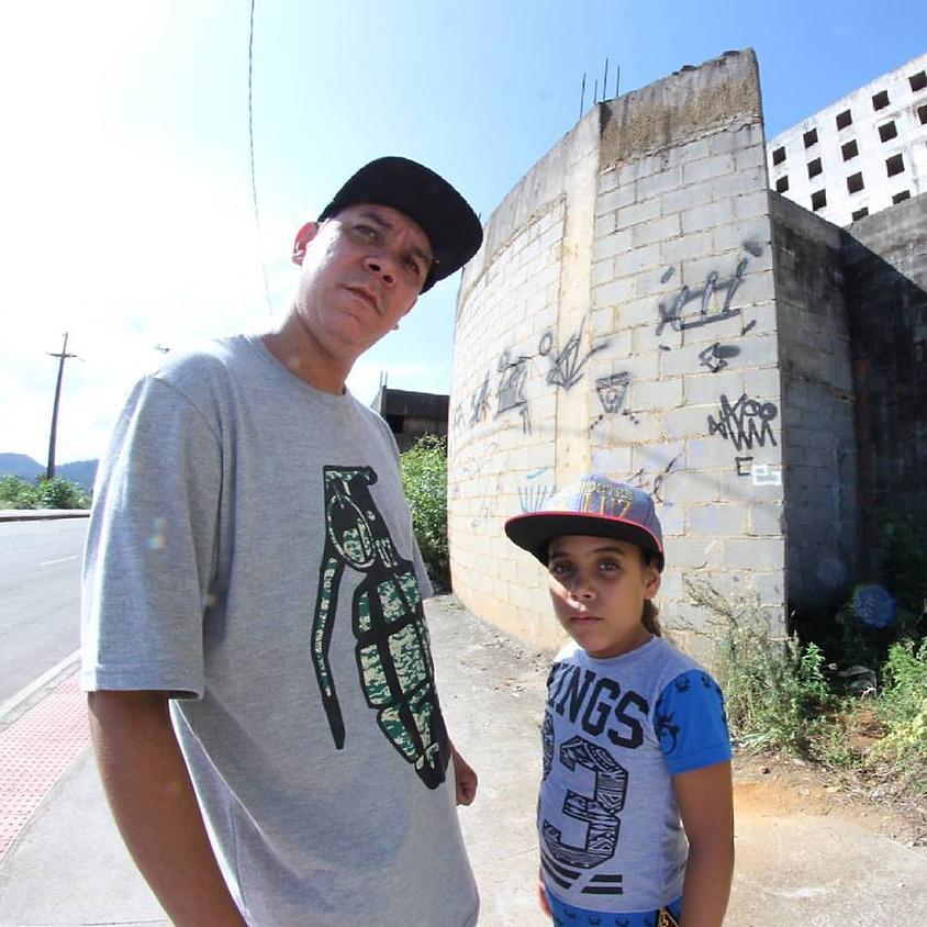 Sacerdotes da Luz, MC Anderson e Face da Luz em Santo Antônio