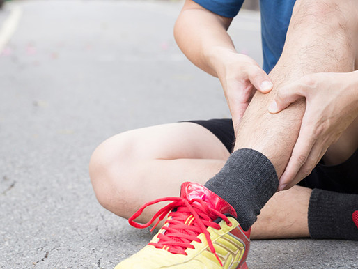 Injuries 101 - Shin Splints